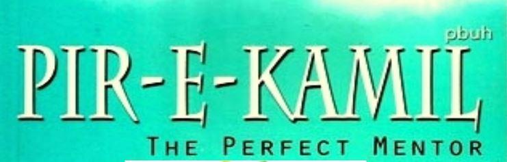 Pir-e-Kamil PBUH, the Perfect Mentor By Umera Ahmed