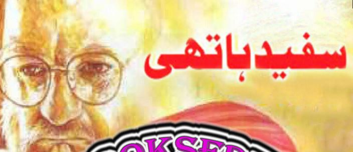 Sufaid Hathi Novel by Kashif Zubair